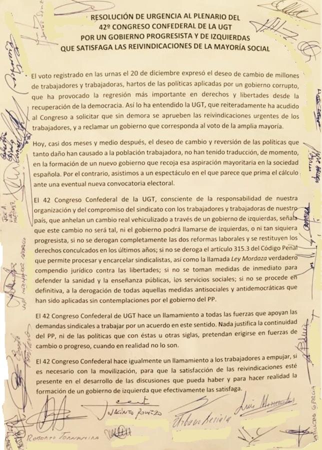 resolucion UGT